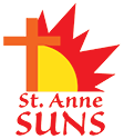 St. Anne – Cambridge Sticky Logo